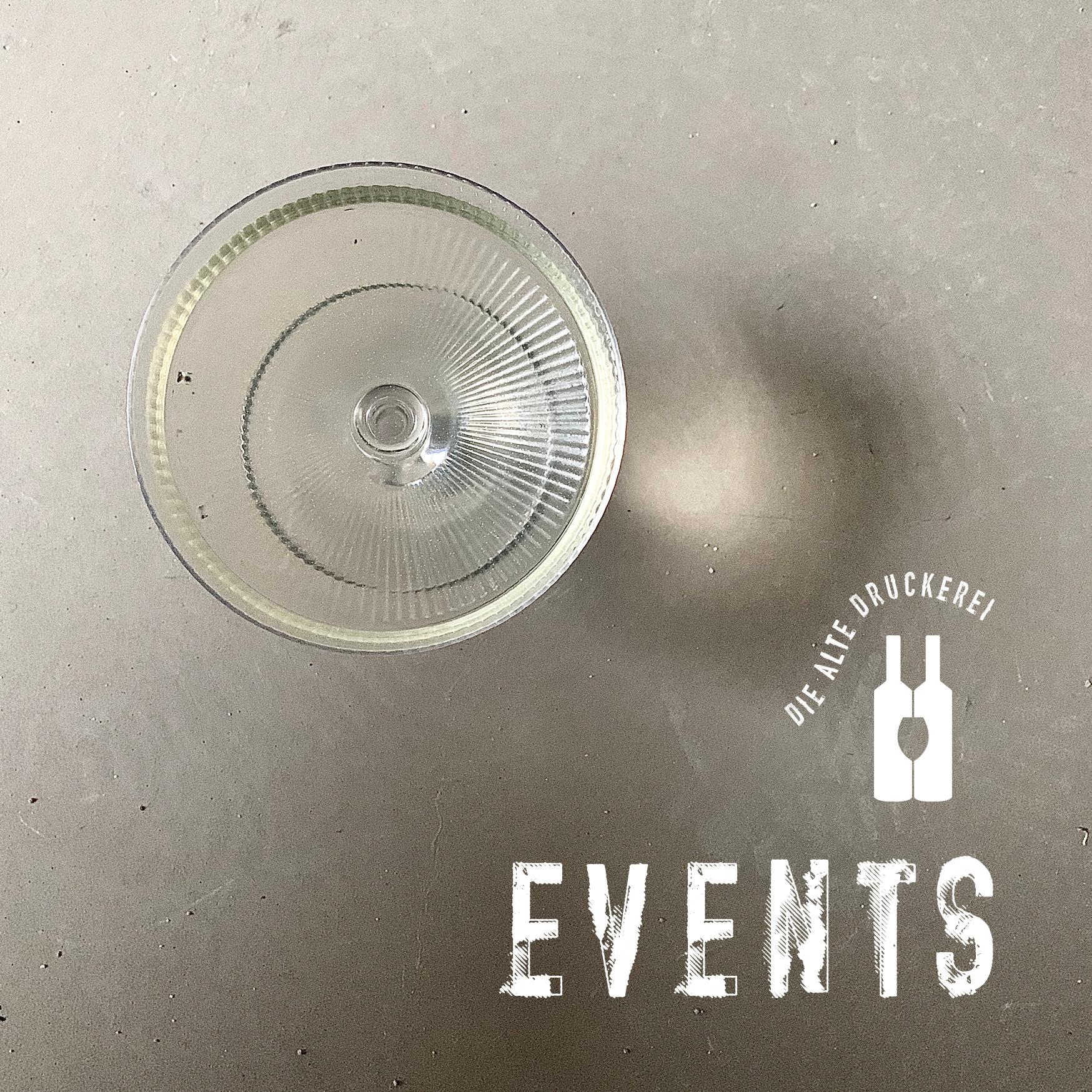Events Die alte Druckerei