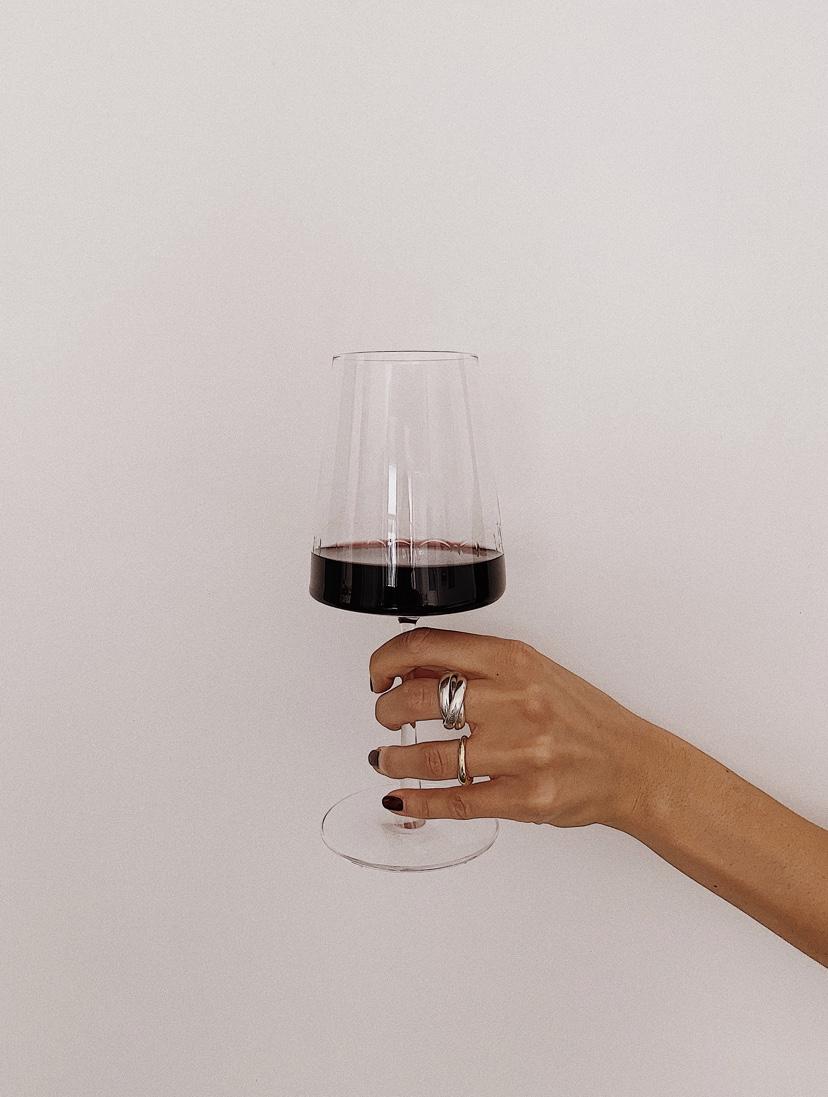 Wein, Rotwein, Glas